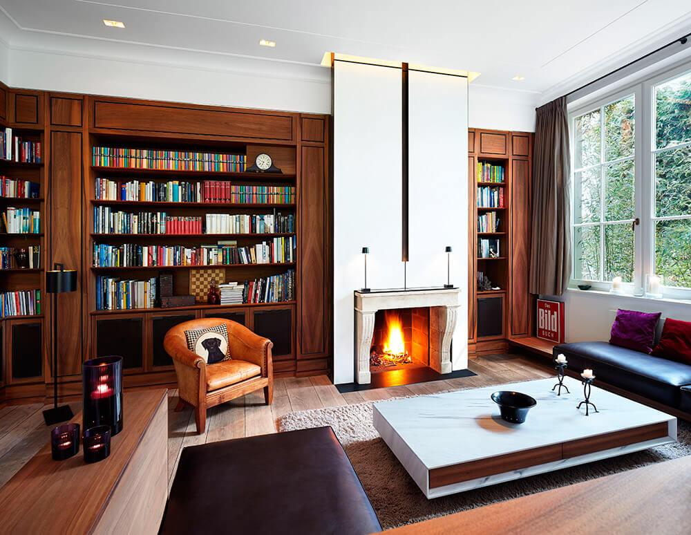 die partnerarchitekten vom kaminbauer in m nchen. Black Bedroom Furniture Sets. Home Design Ideas